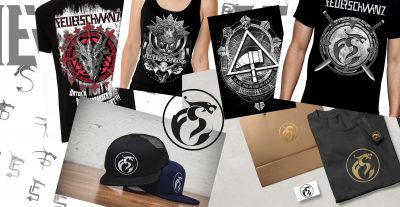 Logo Design and Merchandise